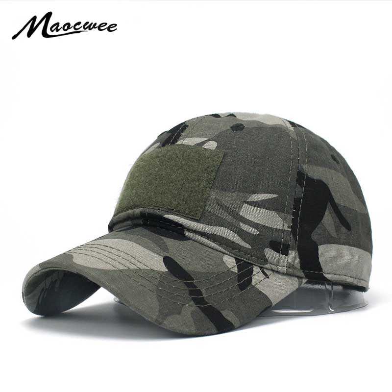Army Military Camouflage Tatical Cap Airsoft Paintball Outdoor Hunting Baseball Caps Men Multicam Soldier Combat Sun Hat