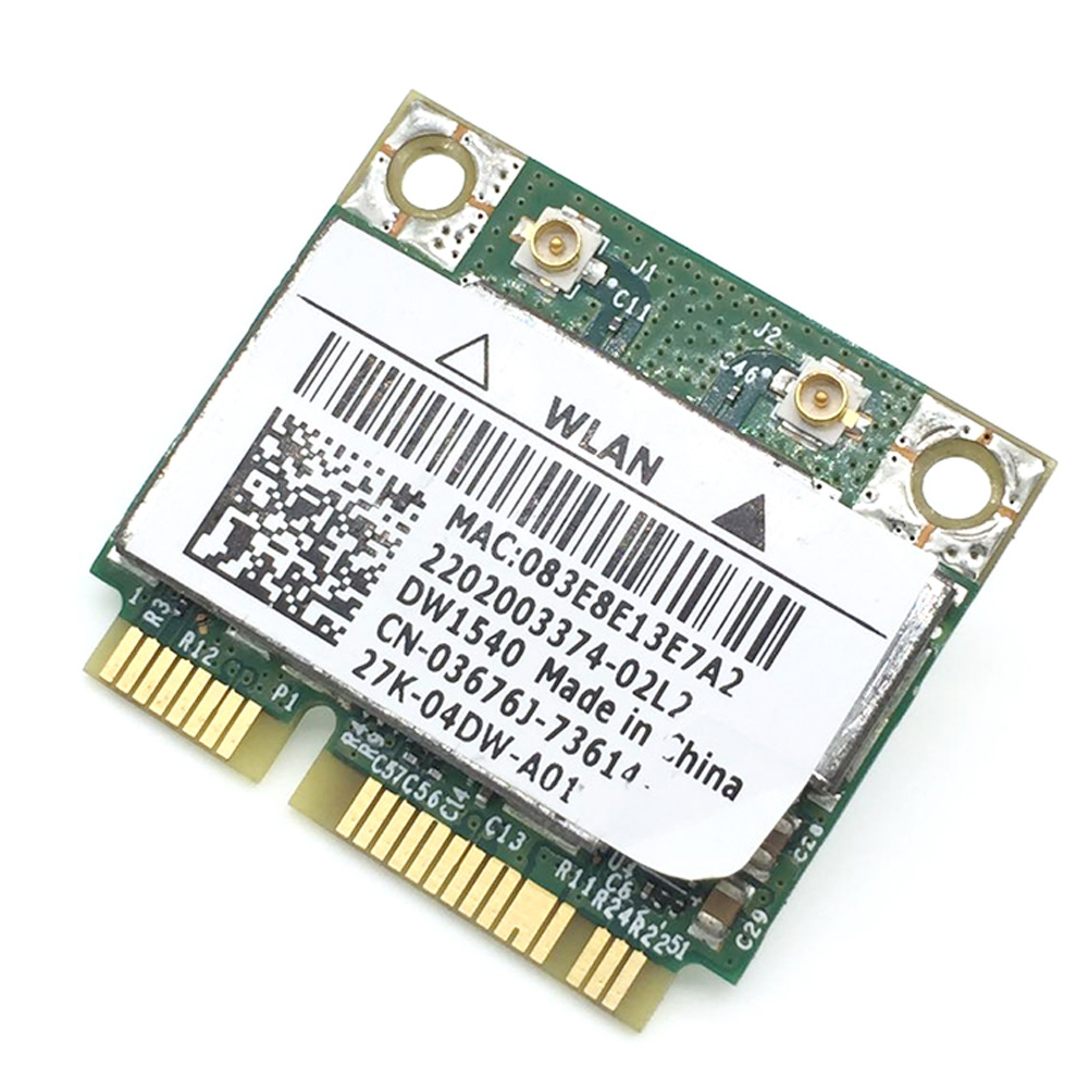 300Mbps BCM943228HMB MINI Pci-e Fast Convenient Internal High Compatibility 2.4GHz 5GHz Dual Band Outdoor Wifi Wireless Card