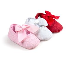 Summer Girl Baby Shoes Cotton First Walkers Fashion Baby Gir