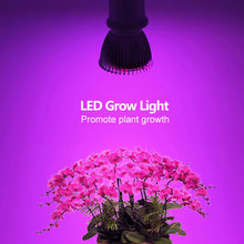2835 5730 Chip LED Grow Light Full Spectrum Red/Blue/White/UV/IR 5W 6W 12W 15W 18W 28W aquarium lamp For Indoor Plant Flower(China)
