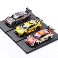 (В коробке) гоночная модель литая модель машины Модель 1:43 украшение автомобиля