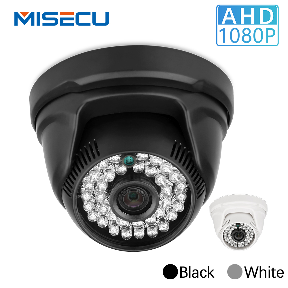 MISECU 720P 1080P AHD Dome Camera Analog Video Surveillance Infrared CCTV Home Security Camera IR CUT Night Vision Indoor Camera