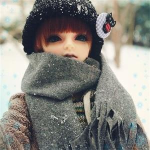 Image 2 - Oueneifs bjd 인형 michele 1/3 모델 sd 인형 소녀 소년 눈 고품질 장난감 가게 수지