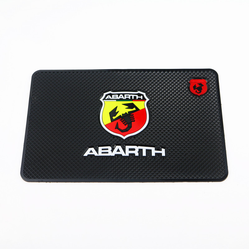 Car-Styling Car Sticker Mat Case For Fiat Punto Abarth 500 Stilo Ducato Palio Bravo Doblo Accessories Car Styling for fiat punto fiat 500 stilo panda small hole ventilate wear resistance pu leather front