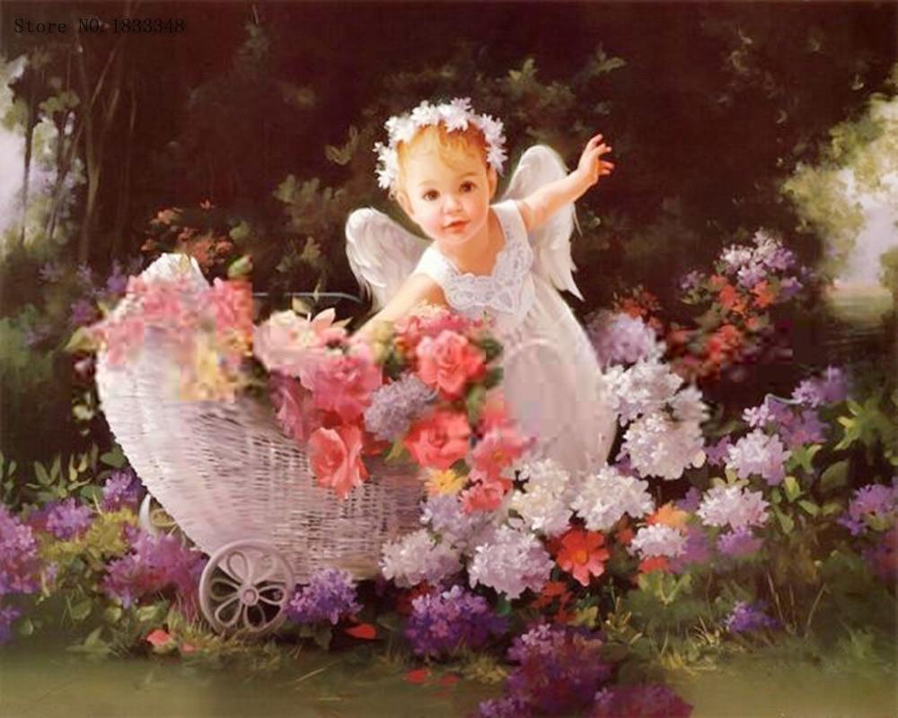 Ангелы стилизованные картинки