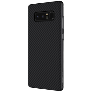 Image 4 - Nillkin sFor Samsung Note 8 Case Note8 Cover Synthetic Fiber Hard Carbon Fiber PP Plastic Case For Samsung Galaxy Note 8