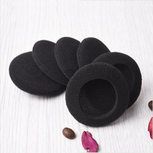 4pcs 2pair 60mm Headset Foam Earbud ear buds For Edifier K550 Headphone 6cm Ear pads cushion