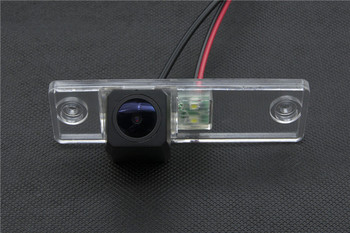 Car Rear view Camera HD 1280*760 Parking Reverse Camera For Toyota Fortuner SW4 2006 2007 2008 2009 2010 2011 2012 Car Camera image