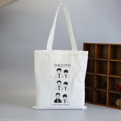 300 Teile/los Weiß Leinwand Plain Einkaufstasche Faltbare Wiederverwendbare Taschen Baumwolle Stoff Eco Tote Tasche Individuelles Logo Tasche Baumwolle Tote Dinge FüR Die Menschen Bequem Machen Einkaufstaschen Gepäck & Taschen