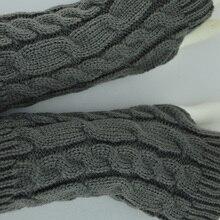 Warm Woman Fingerless Gloves