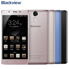 "Original blackview p2 lite 4g teléfono móvil 5.5 ""FHD 3 GB RAM 32 GB ROM Cámara 13MP 6000 mAh Smartphone Octa Core Android6.0 MTK6753"