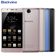 Original Blackview P2 lite 4G Mobile Phone 5.5″ FHD 3GB RAM 32GB ROM MTK6753 Octa Core Android6.0 Camera 13MP 6000mAh Smartphone