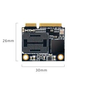 KingSpec SSD HDD Half mSATA 64GB SSD 120GB 240GB SSD 500GB SSD Mini SATA Internal Solid State Disk for Computer(China)