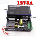 DC 12V 3A 5A для RFID контроля доступа отпечатков пальцев система контроля доступа импульсный источник питания 110 ~ 260V
