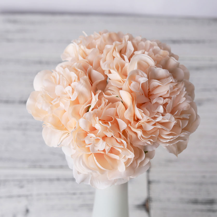 1 Bouquet 5 Heads High Quality Artificial Flower for Home/Wedding Party/Valentines day Decor 13