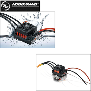 Image 3 - 1pcs Original Hobbywing QuicRun WP 10BL60 Sensorless Brushless Speed Controllers 60A ESC for 1/10 Rc Car