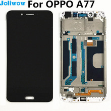 5.5 Full LCD DIsplay +Touch Screen Digitizer Assembly For Oppo A77 A77T  Replacement