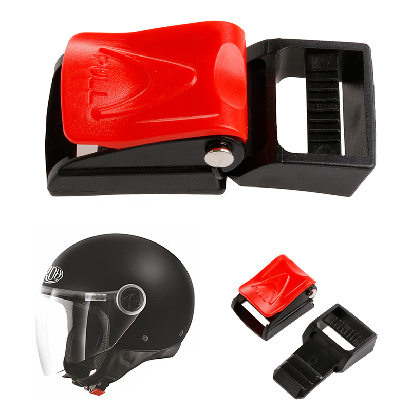 Motorcycle Black Helmets Speed Clip Buckle Chin Strap Quick Release Buckle Drop Shipping
