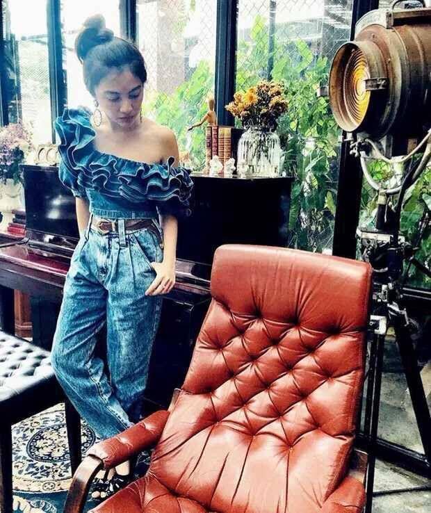 De Slash Manches Sexy Qualité Chemisier Vintage Cou Lanterne Blouse Bleu Court Mode Femmes Club Nuit Top Moulante Fête x0wPq5B