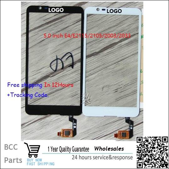 В наличии! Лучшее качество Оригинальный Белый или черный Сенсорный экран Digitizer Для Sony Xperia E4/E2115/2105/2003/2033 E4g