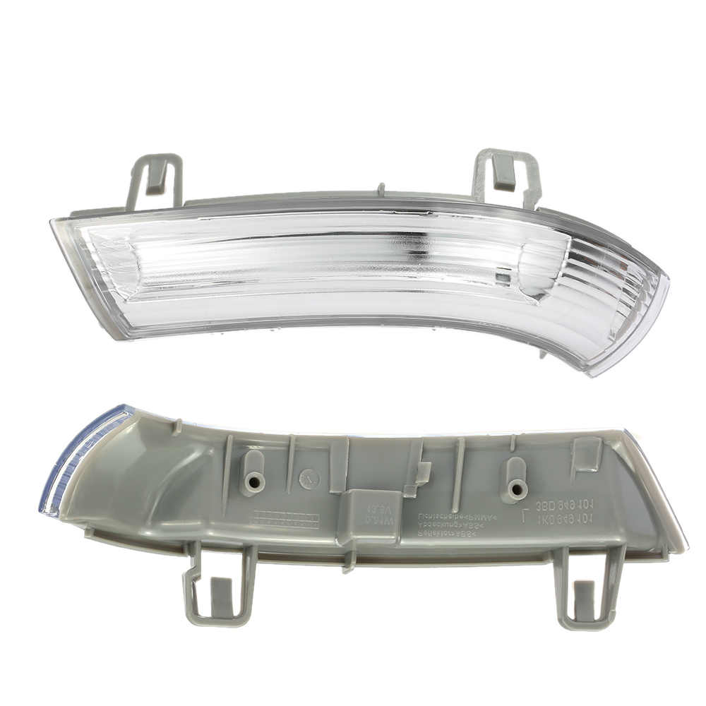 Bombilla de señal de giro de indicador de espejo de ala izquierda para VW MK5 Golf PASSAT JETTA 1K0949101