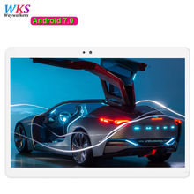 2017 más reciente Android 7.0 tablet pc 10.1 pulgadas Octa core 3G 4G LTE 4 GB RAM 64 GB ROM tablets GPS Bluetooth 1920*1200 IPS HD de $ NUMBER MEGAPÍXELES