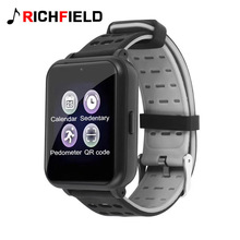 Купить с кэшбэком Bluetooth Smart Watch Men Android Sport Sim Card Camera For Xiaomi Huawei Wristwatch watches VS QW09 X6 Y5 V8 V9 Q9 Smartwatch