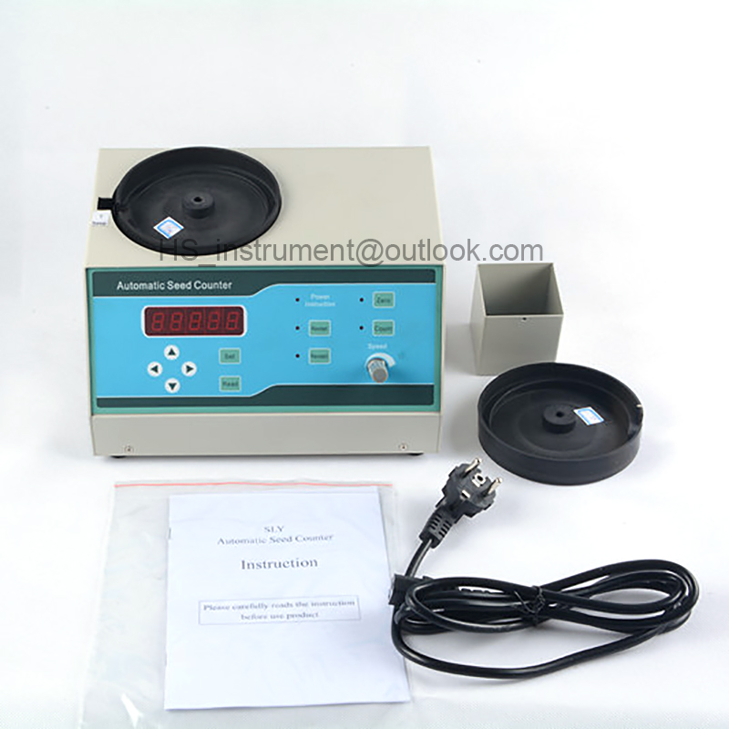 все цены на SLY Automatic seeds counter  counting machine for various shapes seeds Brand NEW&ORIGINAL онлайн