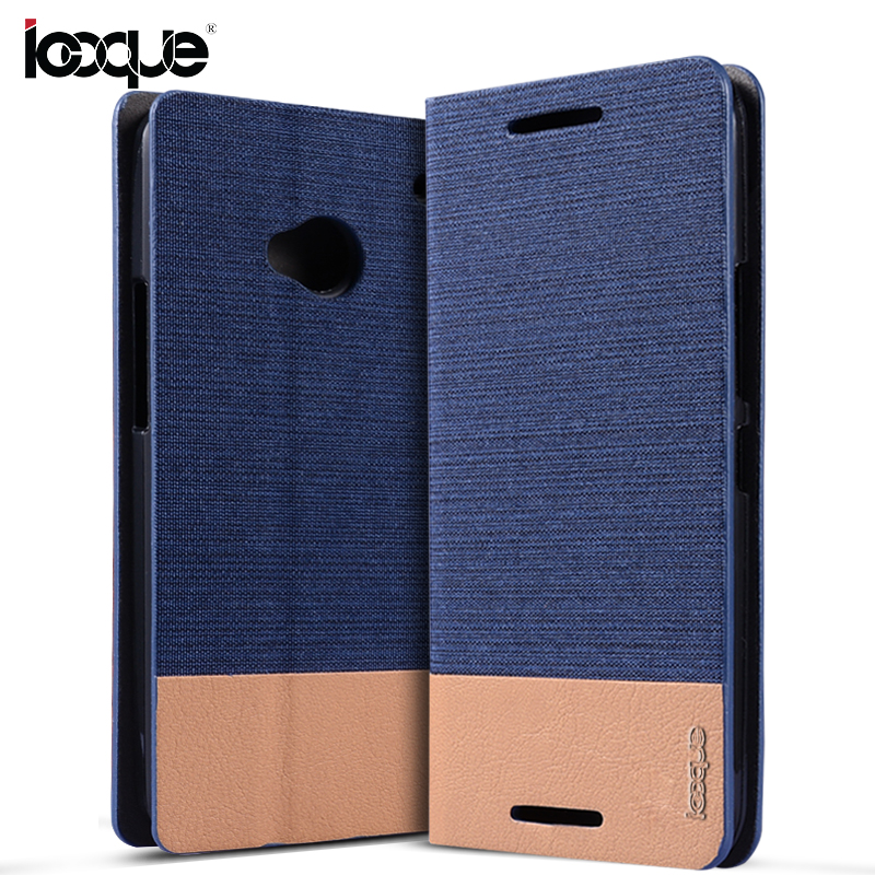 iCoque Flip Cover For HTC One M7 Case Coque For HTC M7 Canvas PU Leather Wallet Case For HTC One M7 Phone Flip Case Capa Fundas