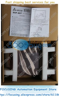 New Original HMI Touch Screen DOP-B07PS515 1 Year Warranty