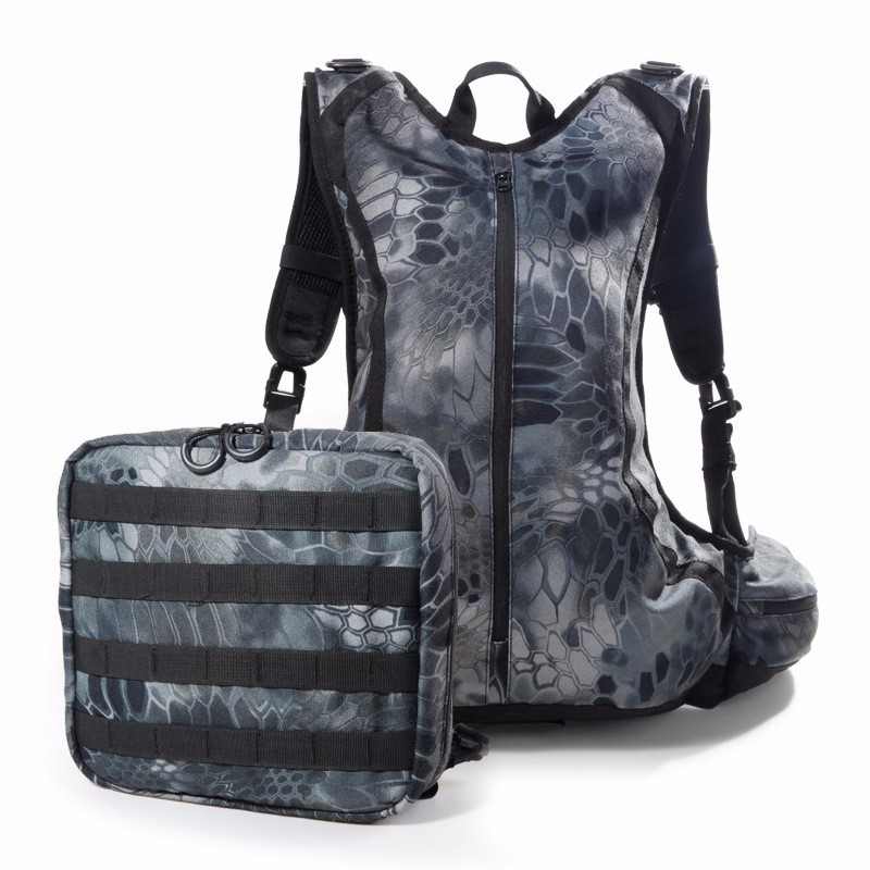 20L Tactical Outdoor Hunting Backpack Sports Camouflage Backpack Waterproof Durable Breathable ht221 сумка overboard pro vis waterproof backpack 20l ob1157hvo