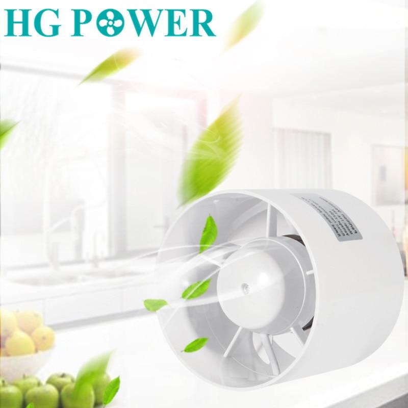 Silent Exhaust Fan Bathroom Ventilator Extractor Ceiling Wall Mounted Ventilation Home Ventilating System Bathroom Fan 110V 220V
