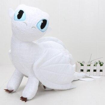 55cm 22cm 33cm 40cm Train Dragon Toothless Dragon Soft Stuffed Animal Plush Toys Juguetes de Peluches Bebe 7