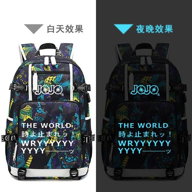 JoJo's Oxford School Bags