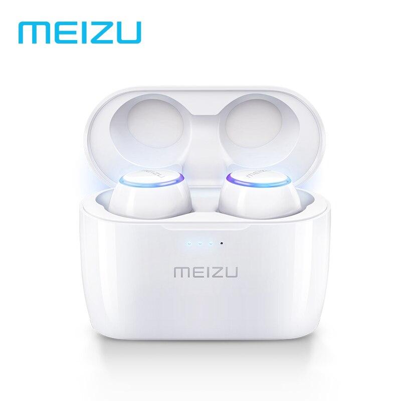 Original Meizu POP TW50 Dual Wireless Earphones font b Bluetooth b font Earphone Sports In Ear