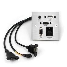 Wiistar hdmi vga usb зарядное устройство и сетевой блок питания