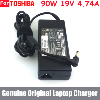 Genuine Original 90W 19V 4.74A AC Adapter Charger For Toshiba N17908 U405D-S2850 Laptop
