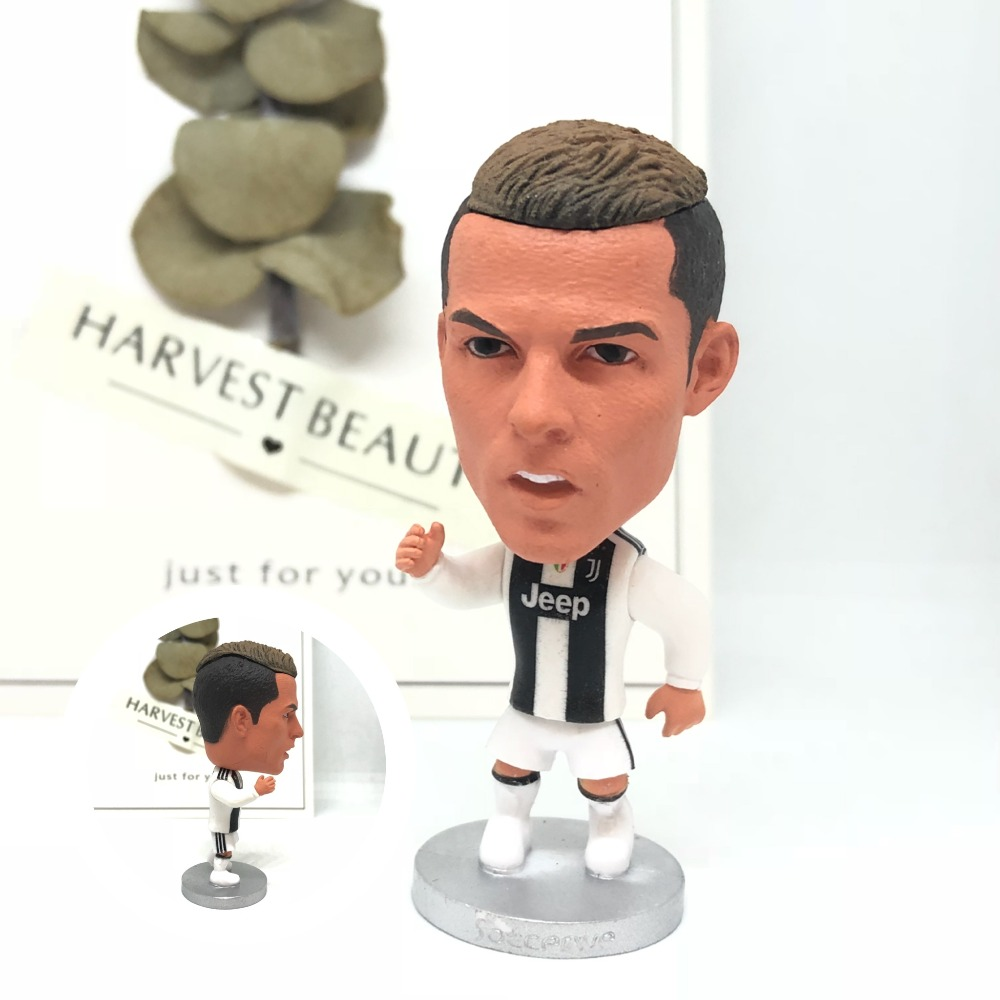 New Sergio Ramos Action figure Soccer Player Model Figurine Mannequins Toy