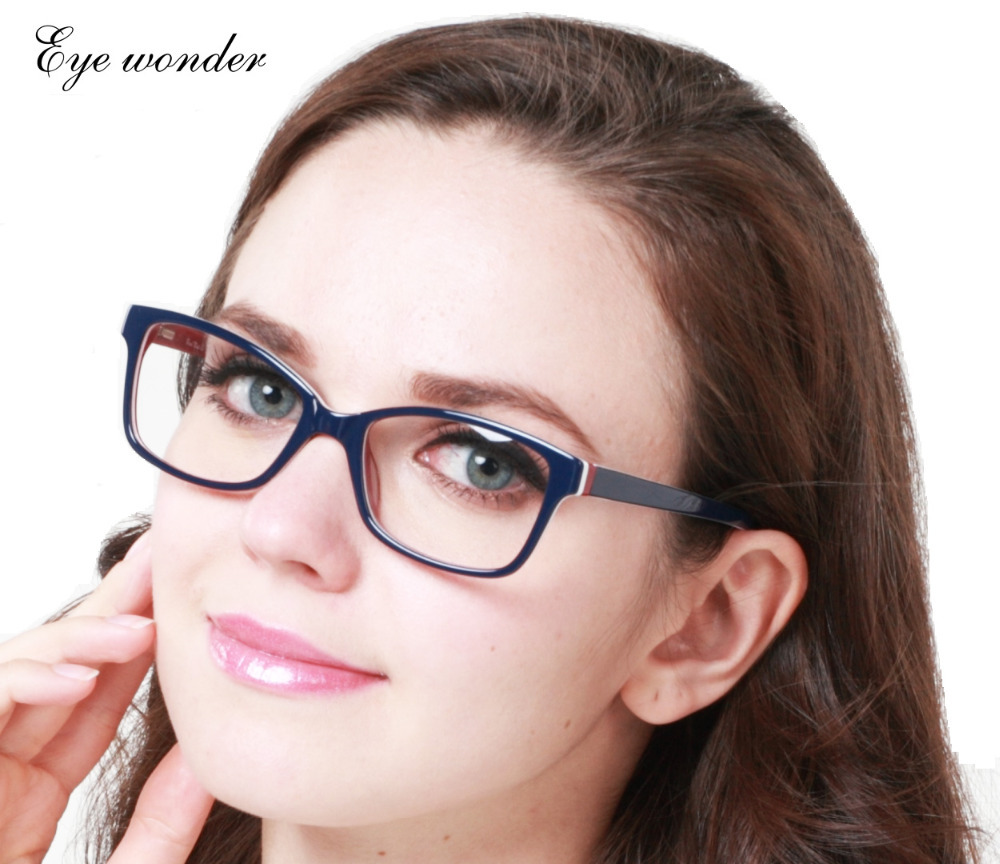 Eye Wonder Women Vintage Desinger Eyeglasses Frames For