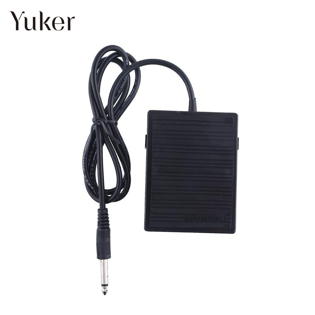 1 Pcs Universal Foot Sustain Pedal Controller Switch For Keyboard Piano Yamaha Casio Musical Piano Parts Accessories
