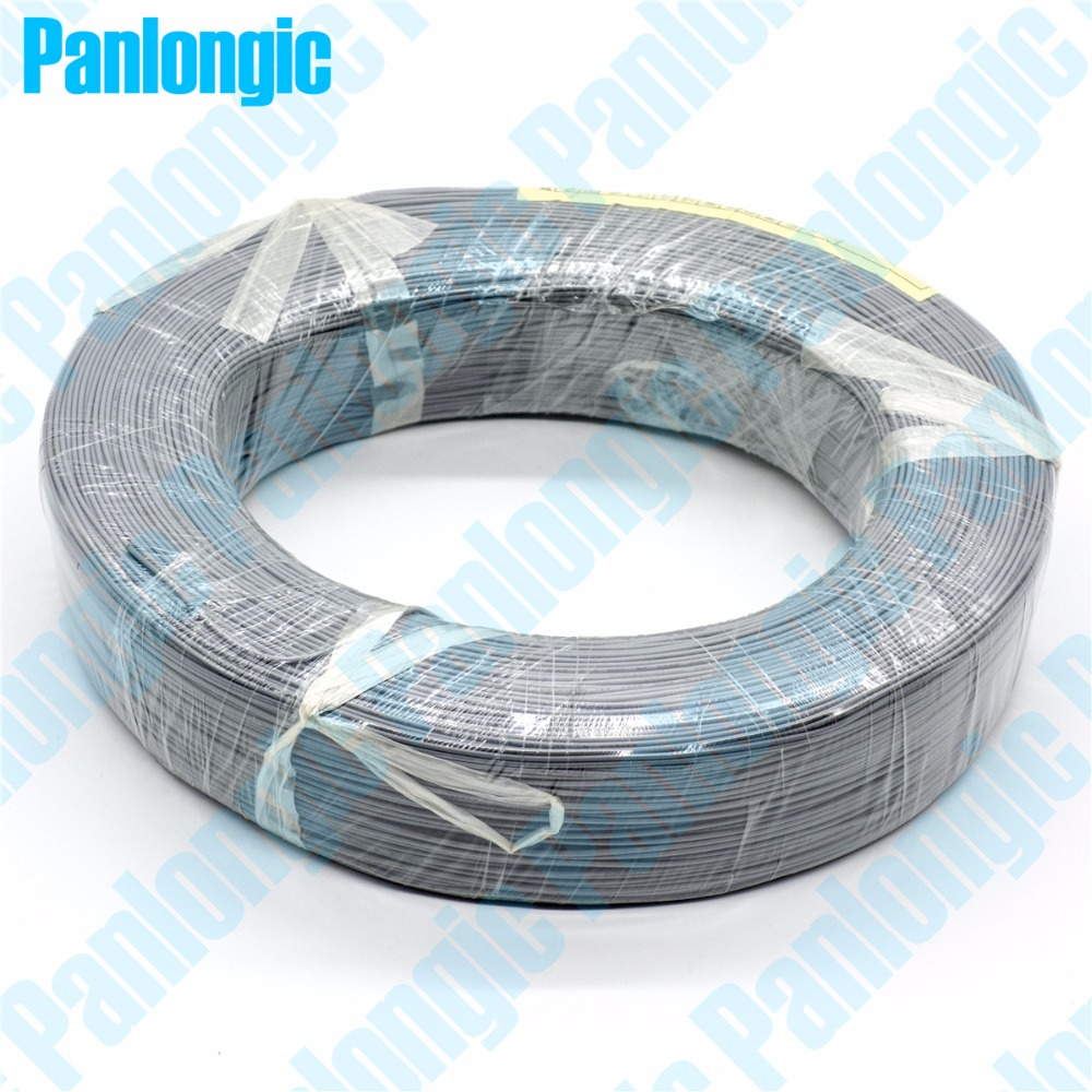 Panlongic 5 Meters UL1007 Wire 24awg 1.4mm PVC Electronic Cable UL ...