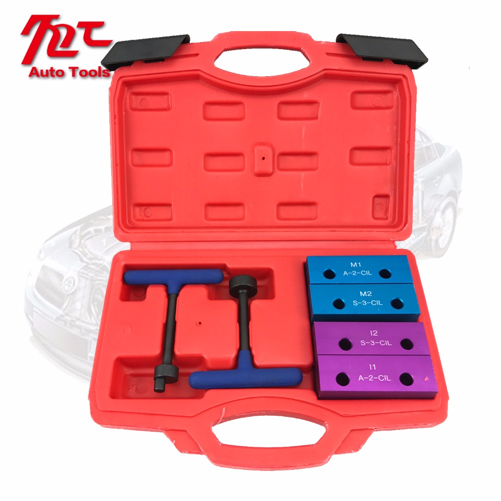 Engine Camshaft Timing Tool For Alfa Romeo 145,146,147,155,156 Twin Spark 1.4, 1.6, 1.8, 2.0 TS