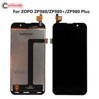 For ZOPO ZP980 ZP980 ZP980 Plus C2 C3 ZP 980 LCD Display Touch Screen Digitizer Assembly