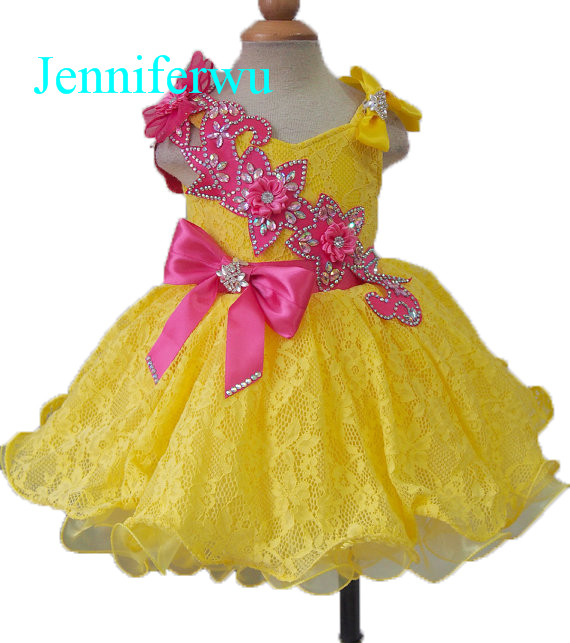 girl brand clothes prom dresses pageant party dresses clothes baby girl G079A