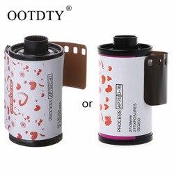 1 pc Fujifilm C200 Color 35mm Film 27 Exposure for 135 Format Camera Lomo Holga 135 BC Lomo Camera Dedicated