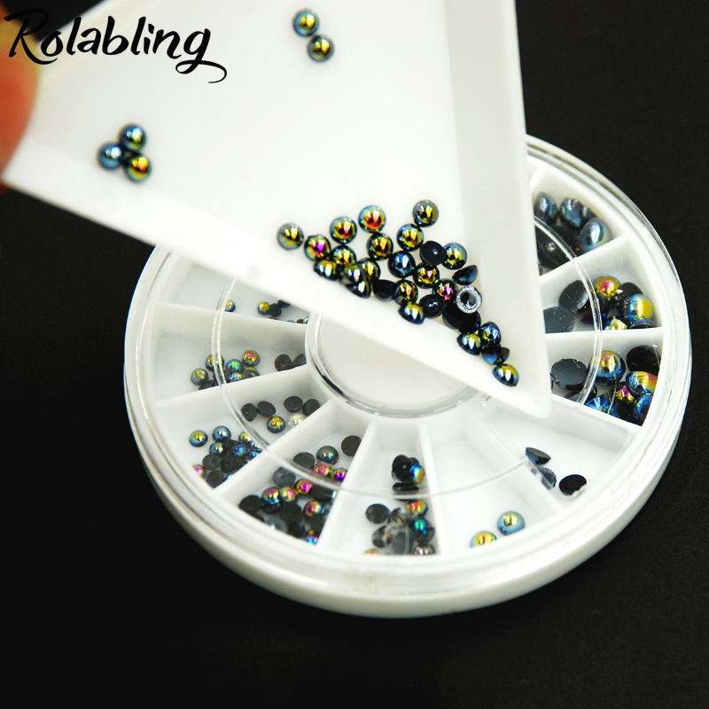 10pcs/set Triangle Cup Rhinestones Tray Storage Plate For Take Carry Beads Rhinestones Into DIY Box Container Manicure Tool ...