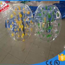 1m PVC Inflatable Bubble Soccer rubber Bubble Ball  plastic ball for kids цены
