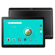 10.1 inç tablet destek Youtube Octa çekirdek 4 GB RAM 64 GB ROM 3G 4G FDD LTE telefonu çağrı Android 7.0 Tablet GPS WIFI 1280X80...