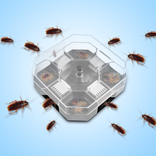 Get more info on the Household Effective Anti-Cockroach Traps Box Reusable Killing Cockroaches Roach Catcher Killer Bait Trap Pesticide Kitchen Tool