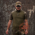 Military Frog suit short sleeve T-shirt  Summer Kryptek cotton shirt tactical summer shirt training summer army shirt